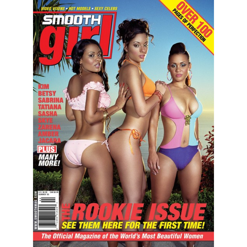 SMOOTH Girl Magazine Issue #04