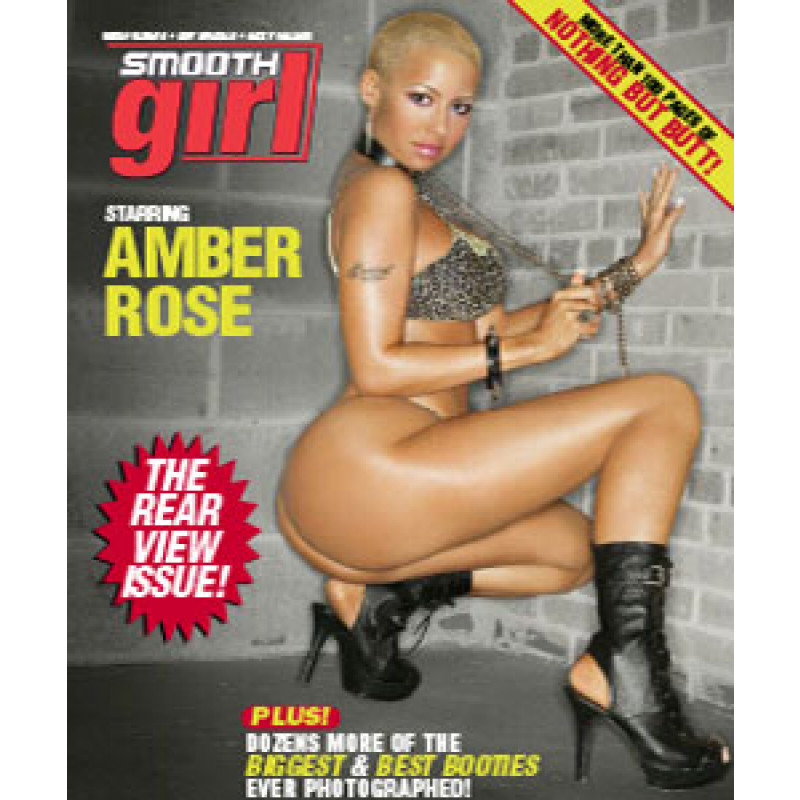 SMOOTH Girl Magazine Issue #37 (Amber Rose Cover)