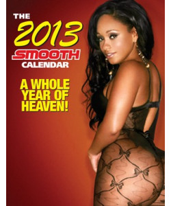 SMOOTH 2013 Large Calendar