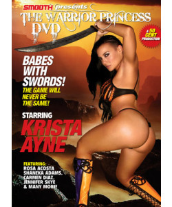 SMOOTH Girl Warrior Princess DVD