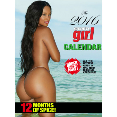 SMOOTH 2016 Live From Jamaica Calendar