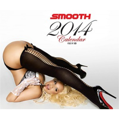 SMOOTH 2014 Large Calendar