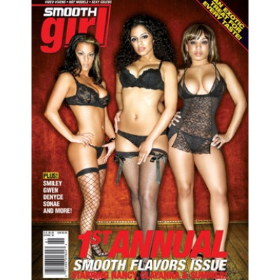 SMOOTH Girl Magazine Issue #07