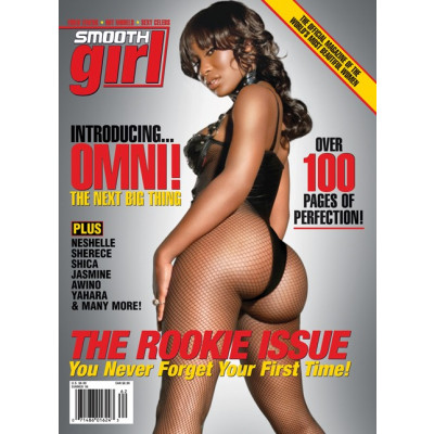 SMOOTH Girl Magazine Issue #08