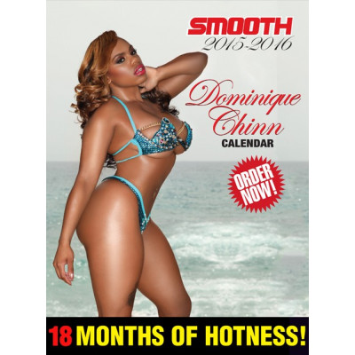 SMOOTH 2016 Dominique Chinn Calendar