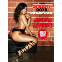 SMOOTH 2016 Large 12x12 Calendar