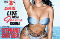 Stephanie Santiago SG28  Cover Girl 1