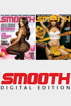 Purchase single Digital Editions of SMOOTH Magazine